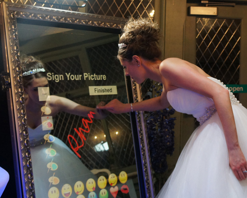wedding Magic MIrror